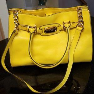 Michael Kors Pebbled Handbag